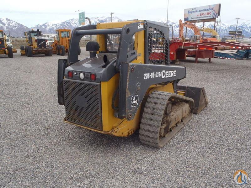2012 DEERE 319D Track DEERE 319D Equipment Sales Inc 18195 on CraneNetworkcom